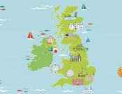Világjáró Gyerekek Online - Egyesült Királyság