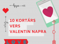 10 kortárs vers a szerelem napjára