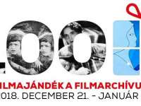 100 film ajándékba a téli szünetre