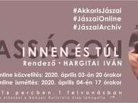 Háy János Házasságon innen és túl - a Jászai Mari színház online közvetítése